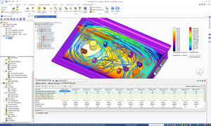 FloEFD pro CAD Solid Edge NX